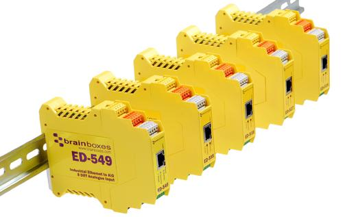Remote I/O - Ethernet I/O modules for Monitoring, Control & Automation