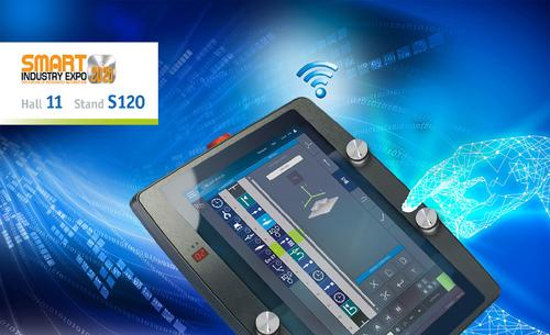 Wireless HMI: Flexible, Efficient and Safety to go